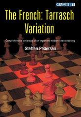 The French: Tarrasch Variation - Pedersen, S. - Book - Chess-House