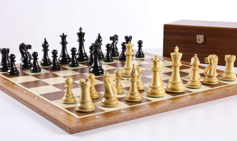 The Grandmaster Chess Set Combo with Storage