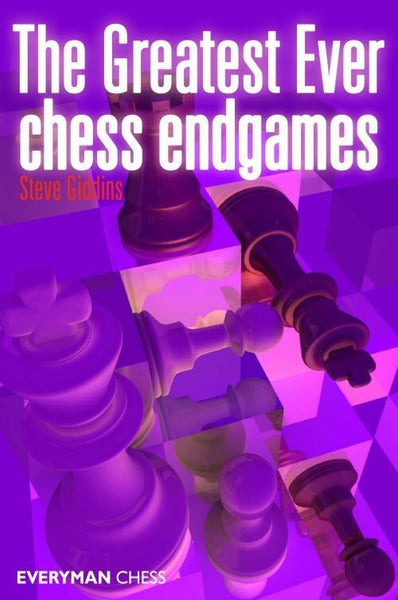 The Greatest Ever Chess Endgames - Giddins - Book - Chess-House
