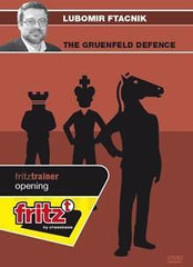 The Gruenfeld Defence - Ftacnik - Software DVD - Chess-House