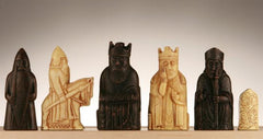 The Isle of Lewis Chess Pieces - SAC - Piece - Chess-House