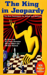 The King in Jeopardy - 2nd Revised Edition - Alburt - Book - Chess-House
