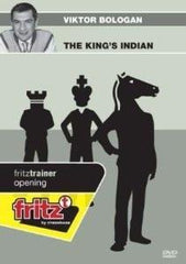 The King's Indian - Bologan - Software DVD - Chess-House