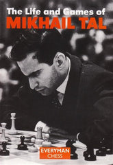 The Life and Games of Mikhail Tal - Tal - Book - Chess-House