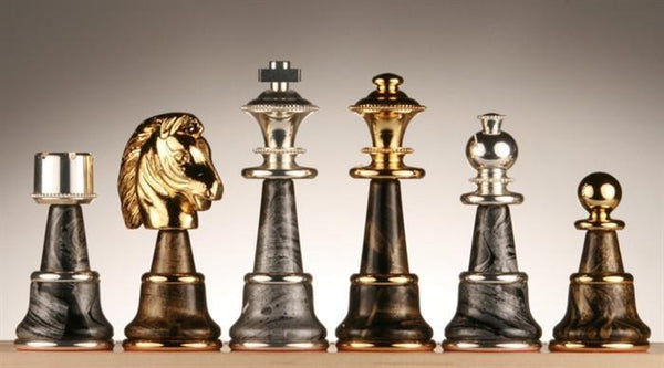 The Magnificent Chess Pieces - Piece - Chess-House