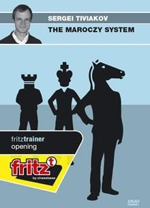 The Maroczy System - Tiviakov - Software DVD - Chess-House