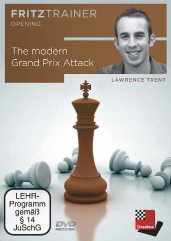 The modern Grand Prix Attack - Trent - Software DVD - Chess-House