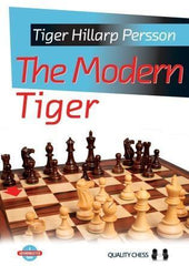 The Modern Tiger - Persson - Book - Chess-House