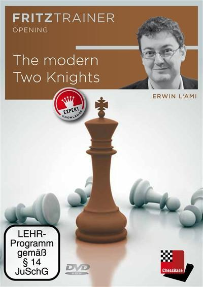 The Modern Two Knights - L'Ami - Software DVD - Chess-House