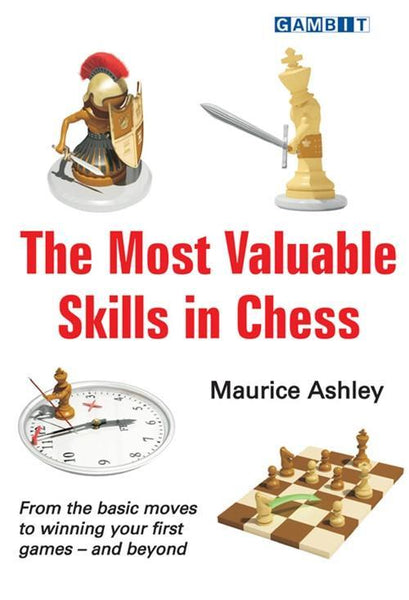The Most Valuable Skills in Chess - Ashley - Book - Chess-House