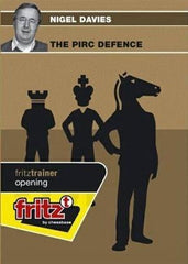 The Pirc Defence (DVD) - Davies - Software DVD - Chess-House