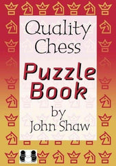 The Quality Chess Puzzle Book - Shaw - Book - Chess-House