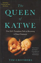 The Queen of Katwe - Crothers - Book - Chess-House