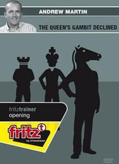The Queen's Gambit Declined - Martin - Software DVD - Chess-House