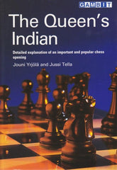 The Queen's Indian - Yrjola - Book - Chess-House