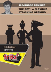 The Reti, A Flexible Attacking Opening - Ramirez - Software DVD - Chess-House