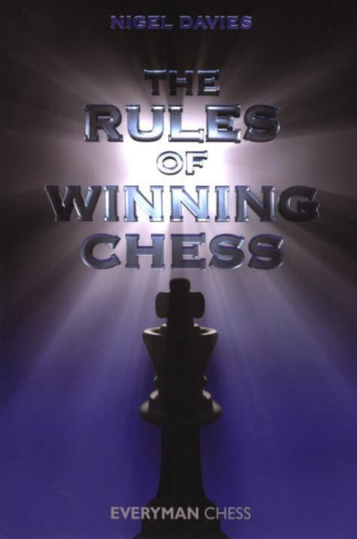 The Rules of Winning Chess - Davies - Book - Chess-House