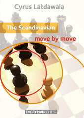 The Scandinavian: Move by Move - Lakdawala - Book - Chess-House