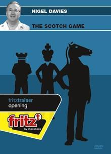 The Scotch Game - Davies - Software DVD - Chess-House