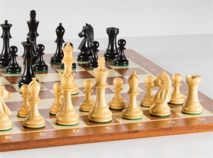 The Scout Chess Set Combo