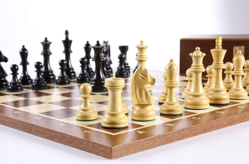 The Scout Chess Set Combo with Storage