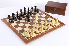 The Scout Chess Set Combo with Storage Chess Set