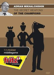 The Secret Weapons of the Champions - Mikhalchishin - Software DVD - Chess-House