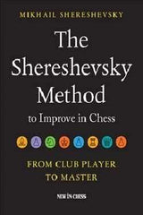 The Shereshevsky Method to Improve in Chess - Shereshevsky - Book - Chess-House