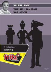 The Sicilian Kan Variation - Lilov - Software DVD - Chess-House