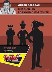 The Sicilian Rossolimo for White - Bologan - Software DVD - Chess-House