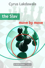The Slav: Move by Move - Lakdawala - Book - Chess-House