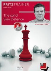 The Solid Slav Defence - Pert - Software DVD - Chess-House