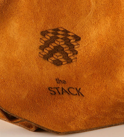 the STACK Suede English Toast - Accessory - Chess-House