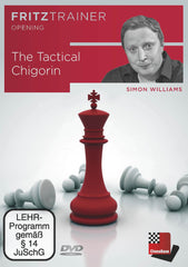 The Tactical Chigorin - Williams - Software DVD - Chess-House