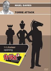 The Torre Attack - Davies - Software DVD - Chess-House