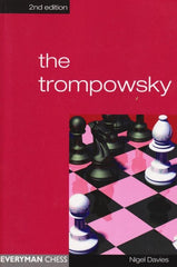 The Trompowsky, 2nd edition - Davies - Book - Chess-House