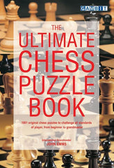 The Ultimate Chess Puzzle Book - Emms - Book - Chess-House