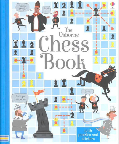 The Usborne Chess Book - Bowman - Book - Chess-House