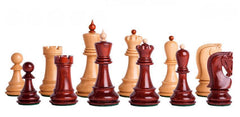 "The Zagreb '59 Series Chess Pieces - 3.875"" King - Piece - Chess-House"