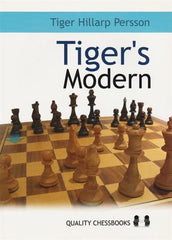 Tiger's Modern - Persson - Book - Chess-House