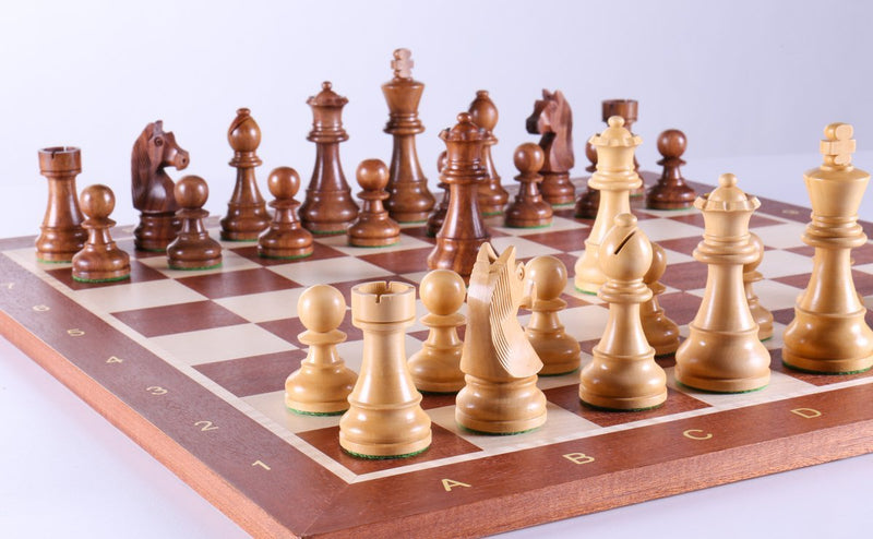 Timeless Chess Set
