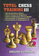Total Chess Training III - Software - Chess-House