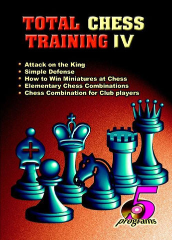 Total Chess Training IV - Software - Chess-House