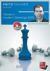 Trends in Modern Openings 2015 - Kasimdzhanov - Software DVD - Chess-House