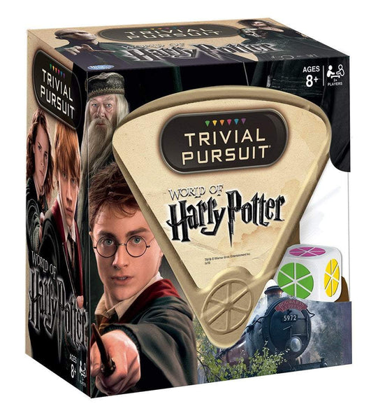 Trivial Pursuit - World of Harry Potter Edition Game
