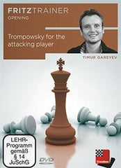 Trompowsky For the Attacking Player - Gareyev - Software DVD - Chess-House