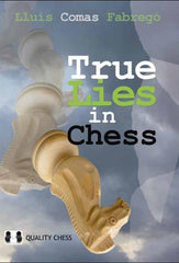 True Lies in Chess - Fabrego - Book - Chess-House
