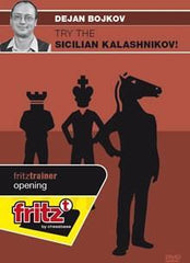 Try the Sicilian Kalashnikov - Bojkov - Software DVD - Chess-House