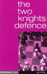 Two Knights Defence - Pinski - Book - Chess-House