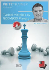 Typical Mistakes by 1600-1900 Players - Pert - Software DVD - Chess-House